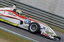 Formel 3 Cup - Eau Rouge ist der Hammer: Gilbert & Bryant-Meisner