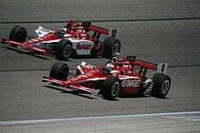 IndyCar - Neues Rennformat begeistert Fans: Franchitti & Power gewinnen in Texas