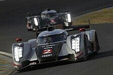 Mehr Motorsport - Peugeot spart Kraftstoff: Le Mans 3/24h - Audi f�hrt weiter