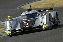 Mehr Motorsport - Der gro�e Knall: Le Mans 1/24h - Heftiger Unfall von McNish