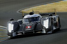 Mehr Motorsport - Kristensen fehlten nur 269 Tausendstel: ILMC - Audi beim Finale in Startreihe zwei