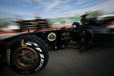Formel 1 - In Deutschland mit neuem System: Lotus Renault GP �ndert das Auspuffkonzept