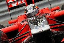 Formel 1 - Interessante Herausforderung: Virgin: Freude auf Valencia