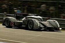 Mehr Motorsport - Bernhard und F�ssler auf dem Podium: Audi R18 TDI in Imola auf Platz drei