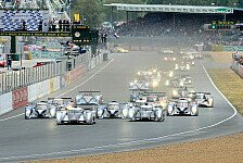 Mehr Motorsport - Jubil�um am dritten Juniwochenende 2012: Le-Mans-Termin 2012 steht fest