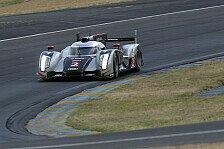Mehr Motorsport - Regen setzt ein, Pescarolo scheidet aus: Le Mans 22/24h � Nur noch zwei Siegkandidaten