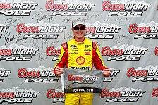 NASCAR - Die Penske-Dodge in H�chstform : Kurt Busch holt zweite Pole in Folge