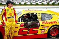 NASCAR - Regan Smith startet erneut aus der dritten Reihe: Dritte Pole in Folge f�r Kurt Busch