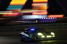 Mehr Motorsport - K�mpfen bis zum Schluss: Le Mans: Vier Porsche 911 GT3 RSR in Top-8