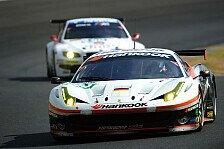Mehr Motorsport - Ferrari vor Mercedes: 24h N�rburgring - Farnbacher mit vorl�ufiger Pole