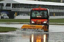 Formel 1 - F�llt das Wochenende ins Wasser?: Wetterprognose: Regenwarnung f�r Montreal
