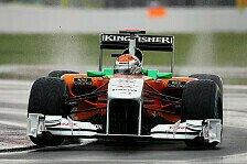 Formel 1 - Sutil findet Motorenregelung gut: Kein Diffusor-Nachteil f�r Force India