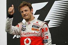 Formel 1 - Die �berraschung des Jahres: Frederiks Highlight 2011: Jenson Button