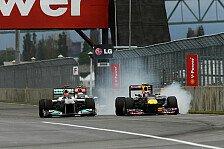 Formel 1 - Verpasste Geschichte: Roberts Highlight 2011: Schumacher in Kanada