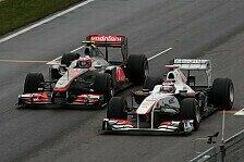 Formel 1 - Bilderserie: Getriebe: 3600 Gangwechsel in Valencia