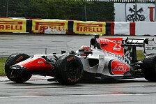 Formel 1 - Voller Vorfreude ins Heimrennen: HRT will den n�chsten Schritt machen