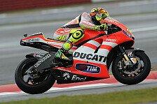MotoGP - 2011er Motor im 2012er Chassis: Ducati kommt mit komplett neuem Bike