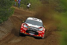 WRC - R�ikk�nen mit Problemen: Solberg zur Halbzeit in Griechenland vorne