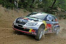 Mehr Rallyes - Auf nach Korsika: Gassner jun.: Schwerste Pr�fung des Jahres