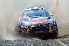WRC - Ich habe ein gutes Gef�hl: Ogier geht in Griechenland in F�hrung