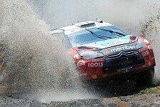 WRC - Vorsprung schmilzt: Solberg noch knapp vorne in Griechenland