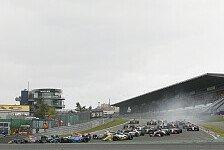 WS by Renault - Kein Lauf in Deutschland: 2012 in Russland und Brasilien