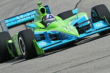 IndyCar - Triumph in Milwaukee: Franchitti nach Sieg punktgleich mit Power