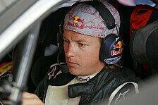 WRC - L�cke zur Spitze schlie�en: Nogier erwartet von R�ikk�nen starkes Ergebnis