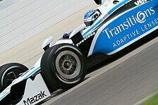 IndyCar - Le Mans als Vorbild: Briscoe spricht sich f�r Cockpithaube aus