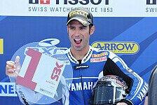 Superbike - Die st�rkste Fahrerpaarung der WSBK: Offiziell: Melandri 2012 bei BMW