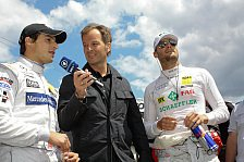 DTM - Starke Piloten mit Heimrecht: Alle jagen Mercedes-Pilot Bruno Spengler