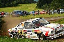 Mehr Rallyes - Rallye Krkonose