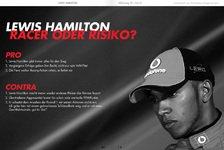 Formel 1 - Racer oder Risiko?: RACEmag: Die Akte Hamilton