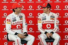 Formel 1 - Formel 1 nicht aufs Spiel setzten: De la Rosa will McLaren treu bleiben