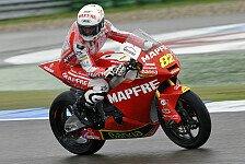 Moto2 - Martinez glaubt weiter an sie: Elena Rosell in Aragon wieder dabei
