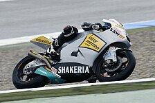 Moto2 - Bester im Topspeed: L�thi: Wir sind auf dem richtigen Weg