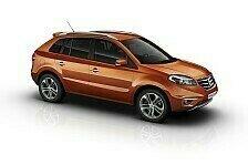 Auto - Renault aktualisiert SUV-Modell: Renault Koleos: weniger Verbrauch und neue Optik