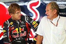 Formel 1 - Noch eine lange Zeit: Marko will bez�glich Fahrerfrage abwarten