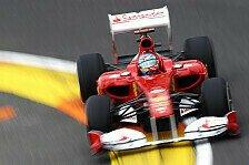 Formel 1 - Bei Ferrari gl�cklicher: Alonso bereut Red-Bull-Absage nicht