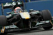 Formel 1 - Zuverl�ssigkeit & Speed entscheidend: F1-Boliden zuverl�ssiger als 2010