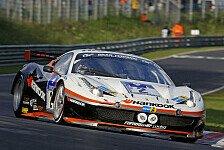 Mehr Motorsport - Kaum Ver�nderungen am Freitag: 24h N�rburgring - Farnbacher holt Pole-Position