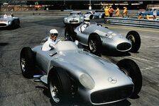 DTM - Ein ganz besonderer Fahrer: Fangio entdeckte Bernd Schneider