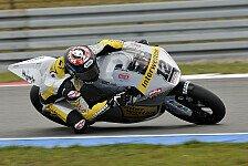 Moto2 - Wichtige Punkte im schwierigen Rennen: L�thi: Ein Tanz auf rohen Eiern