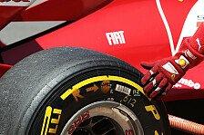 Formel 1 - Trotz Langeweile richtige Wahl: Pirelli verteidigt Valencia-Reifenwahl