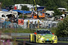 Mehr Motorsport - Manthey steuert auf Gesamtsieg zu: 24h N�rburgring - 20/24 - Manthey sicher in Front