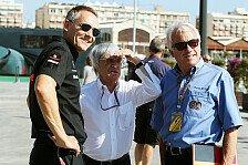 Formel 1 - Ver�nderung birgt Gefahr: Whitmarsh: Ecclestone ist der richtige Partner
