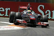Formel 1 - Bestes Team trotz aktueller D�rreperiode: Mansell r�t Hamilton zu McLaren-Verbleib