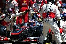 Formel 1 - Alonso w�re idealer Teamkollege: Button will noch nicht �ber Zukunft reden