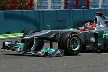 Formel 1 heute vor 9 Jahren: Schumis schlechteste Zielankunft