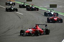GP3 - Die Briten schlagen zur�ck: Williamson holt verdienten Heimsieg